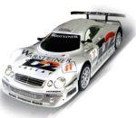 Машина Р/у Mercedes CLK-GTR (0306) HOBBY
