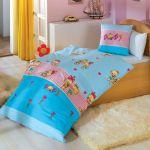 постельное бельё для новорожденных Bebek BABY Голубой
