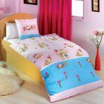 постельное бельё для новорожденных Bebek BABY Розовый