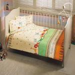 постельное бельё для новорожденных BABY ZOO V01