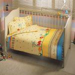 постельное бельё для новорожденных BABY ZOO V02