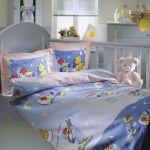 постельное бельё для новорожденных JUNIOR WOODY