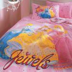 детское постельное бельё princess jewels