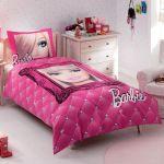детское постельное бельё Barbie fabolous двухстороннее
