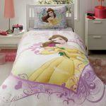 детское постельное бельё Princess belle heart двухсторонний