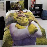 детское постельное бельё Shrek three in one