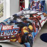 детское постельное бельё MARVEL HEROES 2011