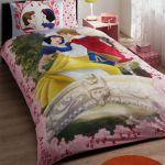 детское постельное бельё Snow white love двухсторонний