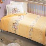 постельное бельё для новорожденных bio baby friends v-2