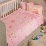 постельное бельё для новорожденных bio my little baby v-1