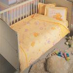 постельное бельё для новорожденных bio my little baby v-3