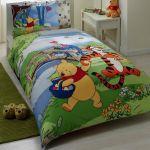 детское постельное бельё Winnie adventure двухсторонний