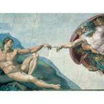 Пазл Микеланджело 1000