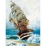Пазл «На полных парусах» 1000
