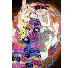 Пазл Климт: Дева 1000