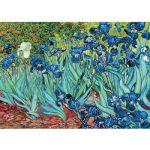 Пазл Ван Гог: Ирисы 1000