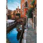 Пазл Каналы  Венеции 1000