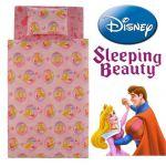детское постельное бельё Дисней sleeping beauty