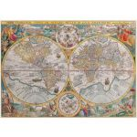 Пазлы Историческая карта 1500