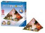 Пазл Волнующая  Африка 240 ( пирамида)