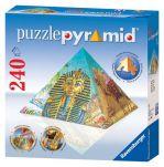 Пазлы Впечатления о Египте 240 (пирамида)