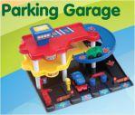 Набор-гараж RED BOX