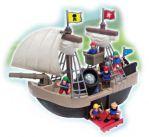 Детская игрушка Пиратский корабль
